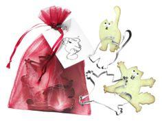 Simon's Cat Piparimuotit lahjapussissa - PetNetstore 12,90€