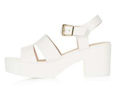 Sometimes you just need some platform sandals to complete an outfit.