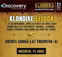 Amostras e Passatempos: Passatempo Ouro Lisboa 2014 by Discovery Channel /...