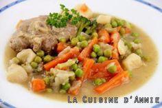 Recette Navarin d'agneau aux légumes nouveaux - La cuisine familiale : Un plat, Une recette
