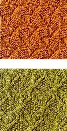 Два оригинальных узора для вязания спицами. Обсуждение на LiveInternet - Российский Сервис Онлайн-Дневников