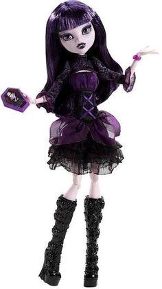 Monster High ~ Elissabat Frights