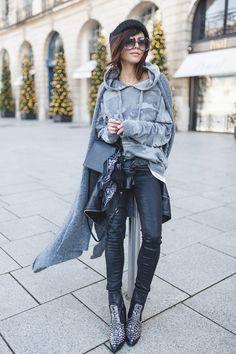 WINTER GREY - Les babioles de Zoé : blog mode et tendances, bons plans shopping, bijoux
