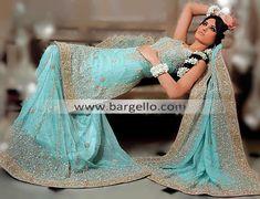 D3296 Bridal Lehnga Suits, Sea Green Lehnga Suits Pakistan, Colorful Lehnga Suits India Pakistan Bridal Wear