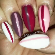 #nails #nailart #nailsmagazine #nailpromagazine #nailitmag #nailpornography#stripes