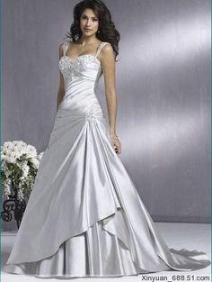 2013 New white/ivory wedding dress custom size 2-4-6-8-10-12-14-16-18-20-22+++