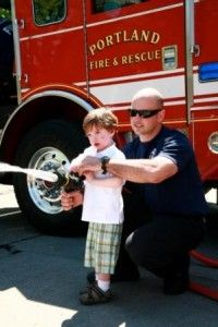 Creative Party Blog » Fire Truck Party
