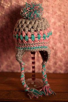 43d6a7eca8b Talini Hat Pattern 0-12mos. pattern by Darla Allen Ravelry    Puff Stitch