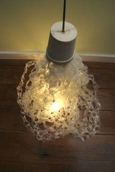 Six Pack Lamp