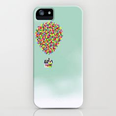Up iPhone & iPod Case by Derek Temple | Society6