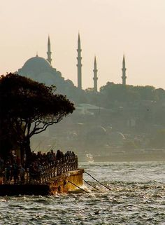 İstanbul By Osman Topçu