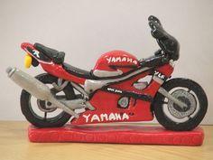 Awesome motorbike cakes