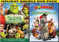 Shrek Forever After / Donkey s Christmas Shrektacular (Two Pack)