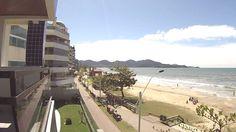 Aluguel de Temporada - Apto Frente Mar em Meia Praia -  Itapema - SC