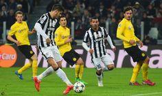 Vigtig, vigtig Juve-sejr mod Dortmund!