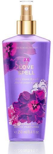 VS Fantasies Love Spell Fragrance Mist