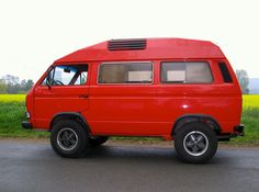 Syncro Hi-Roof T3 Camper