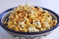 Pop Corn Parmesan & Paprika