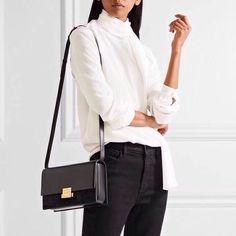 1037f87be0 Saint Laurent New Bellechasse Shoulder Bag black Ysl Bag, Clutch Bag,  Replica Handbags,