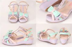 Liz Lisa sandals so cute!