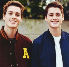 Jack and Finn Harries  ✿
