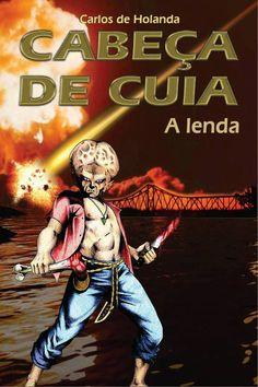 Revista Cabeça de Cuia - HQ com 120 páginas com ilustrações e fotos