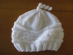 Ravelry: Sweet Dreams Baby Hat by Cathrine A. McClure