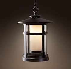 RUTHERFORD PENDANT  outdoor lighting by Restoration Hardware