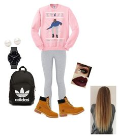 """""""Christmas"""" by sierra-light ❤ liked on Polyvore featuring NIKE, Timberland, adidas Originals, The Horse, Tiffany & Co., women's clothing, women, female, woman and misses"""