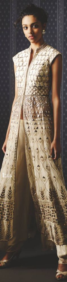 Anita Dongre | ALC: Inspiration for the reception outfit