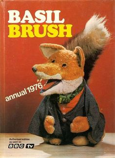 Basil Brush Annual #1977 (Issue)