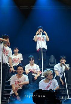 Chanwoo Ikon, Kim Hanbin, Yg Entertainment, Winner Ikon, Warner Music, Ikon Wallpaper, Kpop, South Korean Boy Band, Bands
