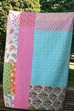 Quilt back idea from @oneshbychk