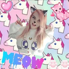 """I made @ldshadowlady a cat.. #youtuber #edit #cats #ldshadowlady"""