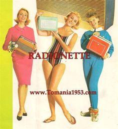 Retro Radios, Transistor Radio, Vintage Advertisements, Retro Vintage, Advertising, Design, Vintage Ads