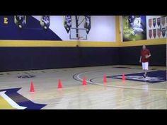 Innovative Tennis Ball Basketball Drills. Improve that ball handling!
