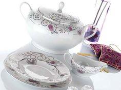 Monalisa Collection -84 Prç. Yemek Takımı 1607