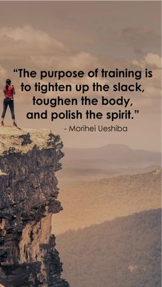 What's the purpose of your training? Repin this to your own inspiration board #liveanoutstandinglife #inspiration #lifequotes #resilience #success #selfcare #dreams #career #improvement #quote #mindset #dailyinspiration #qotd #quotesIlove #accomplishment #amazingquotes #encouragingquotes #mentalhealth #selfdevelopment