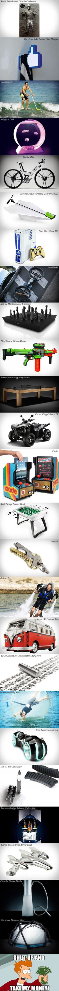 Cool inventions!