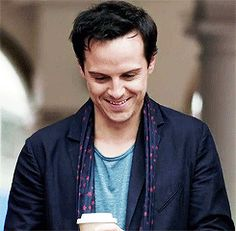 GIF HUNTERRESS — ANDREW SCOTT GIF HUNT (Non-Moriarty) (270) Please...