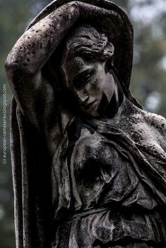 Cimitero Monumentale Torino No Rain can keep me from you my love.