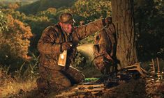 Properly scent proofing your deer stand is vital in order to cross paths with game. #hunting http://www.outdoorlife.com/node/1005040952