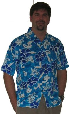 Aloha Shirts for Men | Men's 'Hawaiian' Shirt