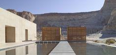 Aman resort spa, Utah #luxurytravel #eresaroundtheworld #eresinspired #divingin #reflections #sunlight #summervibes #eresparis