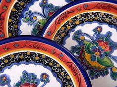 Talavera Pottery from Mexico