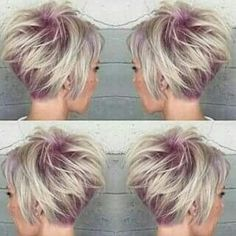 Chic Short Haircuts: Popular Short Hairstyles for 2019 # 201820 . Chic Short Haircuts: Popular Short Hairstyles for 2019 # 20182019 Source by frisurgram Bob Hairstyles 2018, Popular Short Hairstyles, Layered Bob Hairstyles, Short Stacked Haircuts, Brunette Hairstyles, Boho Hairstyles, Fine Hairstyles, Stacked Bob Fine Hair, Stacked Bob Short
