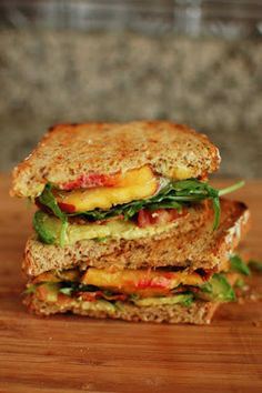 1000+ images about Sandwiches on Pinterest | Spicy chicken sandwiches ...