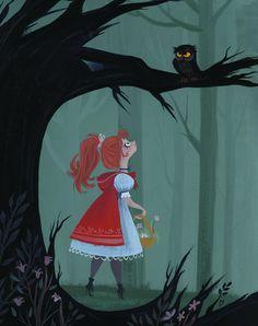 Sadie Figueroa: Fractured Fairy Tales