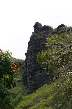 Crouching Lion point, Hawaii