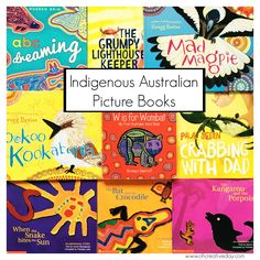 Indigenous Australian culture is the oldest continuous culture on Earth. Stretching back at least years, it is a culture filled with amazing stories. If you're looking to add some Indigenous stories to your book collection this National Reconciliat Aboriginal Education, Indigenous Education, Aboriginal Culture, Naidoc Week Activities, Children's Day Activities, Best Children Books, Childrens Books, Australia Day Celebrations, Picture Story Books